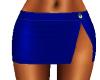 Blue Bonita Skirt