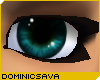 Cute Eyes - Turquoise