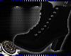 曆 Lala Boots Black