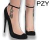 ::PZY::Cute Black Heels