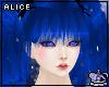 Glossy Blue Lolita Havoc