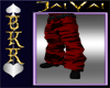 DarkREd Camo Pants Mens2