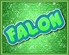 FALON bday balloons