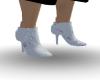 (RTM)White-stripe shoes