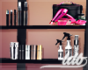 lDB Hair Products Shelf