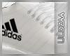 addidas white/Men's