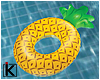 |K  Float Pineapple