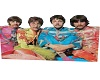 The Beatles Cut Out