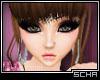 lSCl kawaii Doll Head