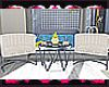Elegant table & chairs