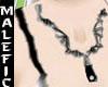 +m+ dark angel necklace