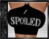 -P-  Spoiled Top-