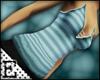 [E] Stripe Cami BLUE