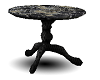 Black and Gold Table