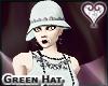 [wwg] Vintage Hat Green