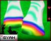 Cray Rainbow Hooves F