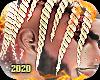 Blonde Twists 2020