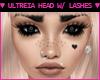 ♥ Ultreia Head w/ Lash