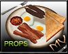 (MV) Cottage Bacon n'Egg