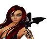 black dragon L shoulder