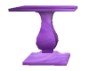 R&R Purple End Table