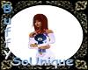 BSU 4P Blue TeddyBear