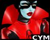 Cym Red Bleez Collar