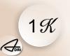 ~A: 1k Support Sticker