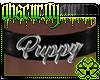 ☣ Choker: Puppy