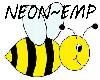 Buzz~ paw warmers (m)