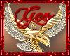 Geo Eagles Flight Gold M