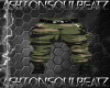 Army Force Pants M