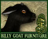 Billy Goat Black FURN