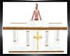 N & K Pulpit w/Poses