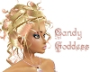 Candy Goddess - hair