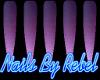 Purple Dream Claws