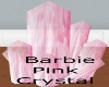 Barbie Pink Crystal