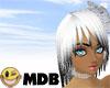 ~MDB~ WHITE BLACK JANIE