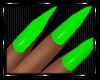 [zuv] green nails