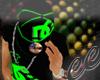 [CC] DC Black&Green Cap