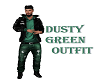 DUSTY/GREEN/OUTFIT