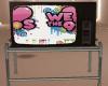 90s vintage TV