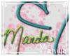 .M. Manda SUPPORT 1K