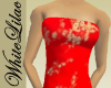 WL~ OrientGold/Red Silk