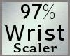 Wrist Scale 97% M A
