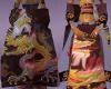 chinese dragon shawl