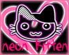 KS™ Neon Kitten [purple]