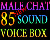 Male chat voice box