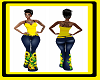 Country Sunflower Fit