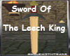 Sword Of The Leech King
